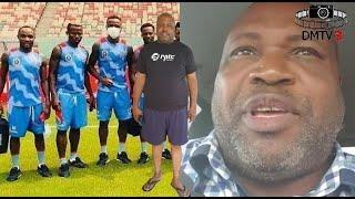 CHAN 2021, PAPY TAMBA MET EN GARDE LES CAMEROUNAIS POUR DES CAS SUPPOSES POSITIFS CHEZ LES LEOPARDS
