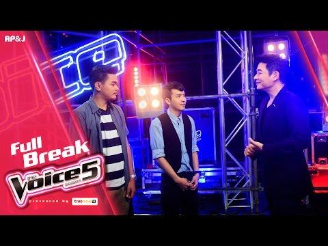 The Voice Thailand 5 - Battle Round - 11 Dec 2016 - Part 1
