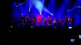 Festival Terre des Hommes à Massongex : «Un endroit bien», dit Yannick Noah