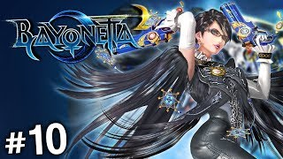 Bayonetta 2 #10 - Get on Your Horse