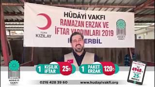 Irak - Erbil / 2019 Ramazan Yardımları