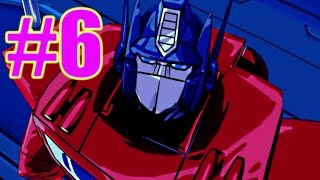 Transformers Devastation Gameplay Playthrough #6 - Plasma Core (PC)