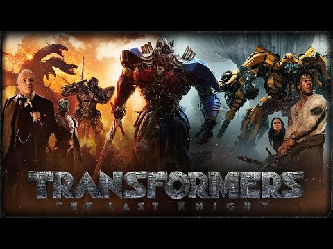 Transformers: The Last Knight Official Trailer 1 (2017) - Michael Bay Movie