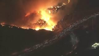 """Waldbrände in Kalifornien: """"Nun sieht es aus wie im nuklearen Winter"""""""