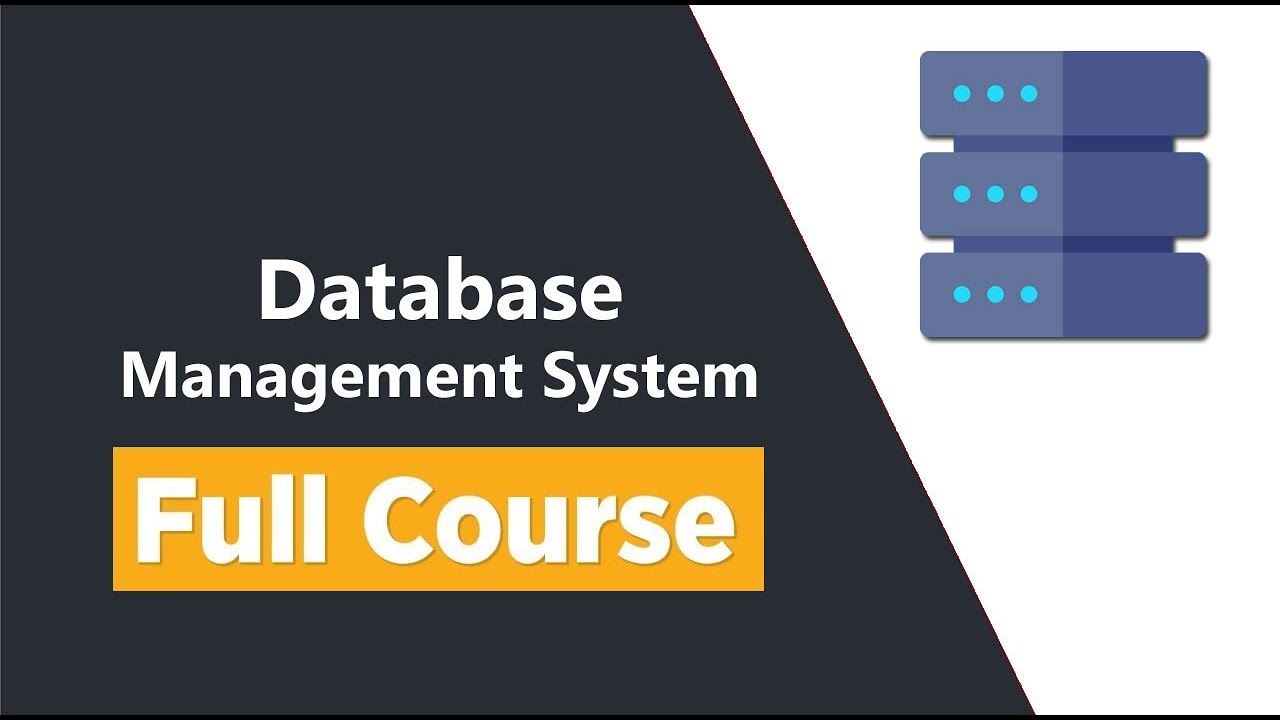 Database Management System (DBMS) Tutorial