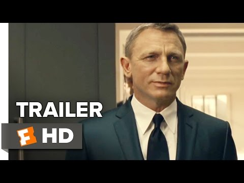 Spectre Official Trailer #2 (2015) - Daniel Craig, Christoph Waltz Action Movie HD streaming vf