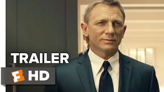 Spectre Official Trailer #2 (2015) - Daniel Craig, Christoph Waltz Action Movie HD