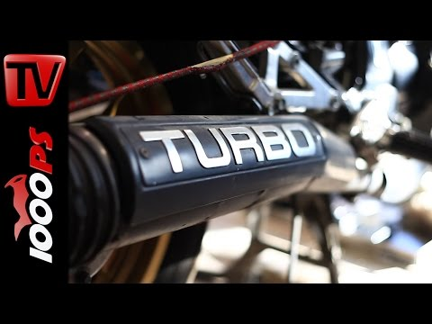 Teaser Honda CX 500 TC Turbo Sound Foto