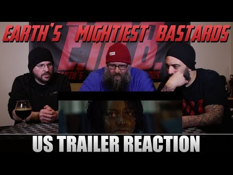 Trailer Reaction: Us