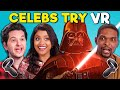 Celebs React To Oculus Quest (Chris Bosh, Ben Schwartz, Thomas Middleditch) | Vader Immortal