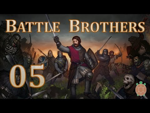 Battle Brothers | Let's Play Expert - 05 - Graveyard Smash
