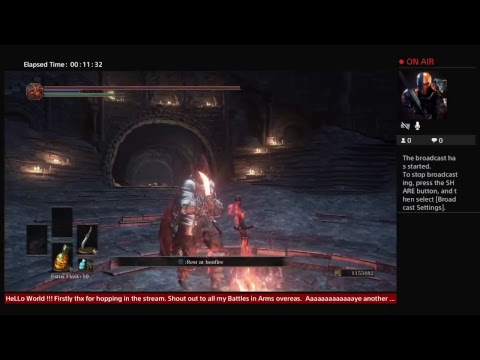 Slave knight Gael Cosplay, everyone welcome to join!!! HeLLo World!!!!