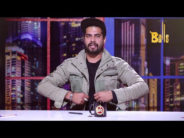 Khorupanti News with Lakha Ft. Singga || Balle Balle TV || Promo