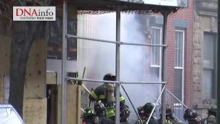 Chelsea Fire-DNAinfo