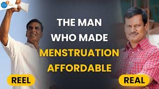 The Real Padman Speaks | Inspirational Story Behind Padman Movie | Arunachalam Muruganatham