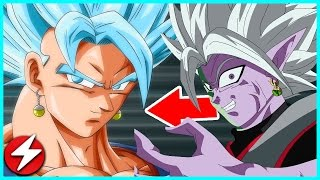 Anime Theory: Vegito & Zamasu Ultimate WEAKNESS Is ... Dragon Ball Super