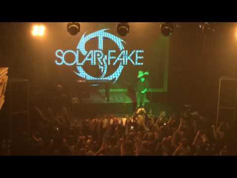 """Solar Fake - """"Observer"""" (16.10.2016 """"Teatr"""" Club Moscow, Russia) HD"""