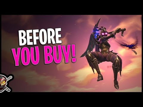 Ravage | Iron Beak | Dark Wings | Dark Feathers - Before You Buy Fortnite