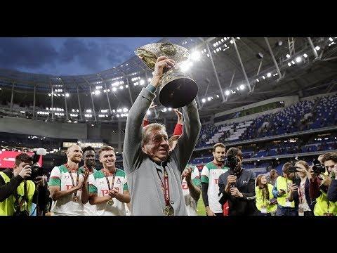 Юрий Семин рассказал о победе над «Зенитом» (3:2) в матче Олимп Суперкубка России.