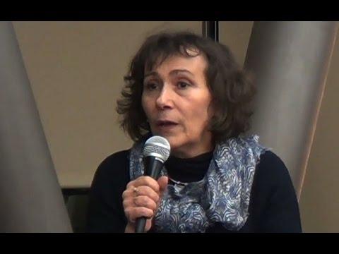 Entretien avec Marie-Monique Robin - Bibliothèque Marguerite Yourcenar - 11 décembre 2014 Paris