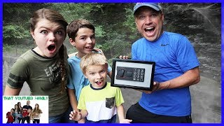 We Found An ABANDONED SAFE In The JUNGLE / That YouTub3 Family