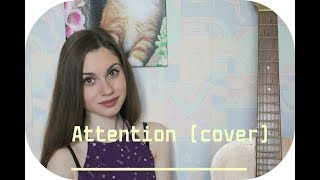 Charlie Puth - Attention  ( cover by Sunny Smile)