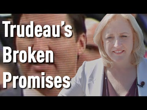You Won't Believe How Many Promises Trudeau Has Broken | Lisa Raitt