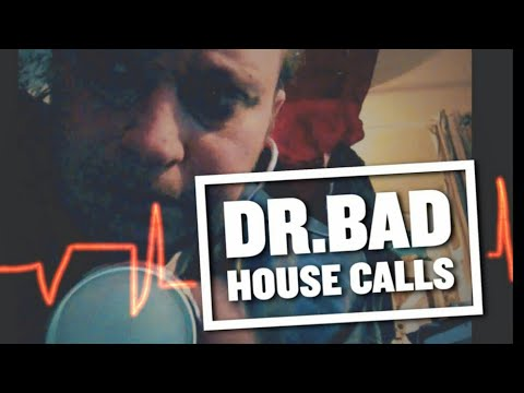 ⭐️ASMR⭐️ Dr. Bad MD-house calls (a rude doctor for your relaxation)