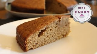 Luzerner Lebkuchen | Swiss Gingerbread Cake