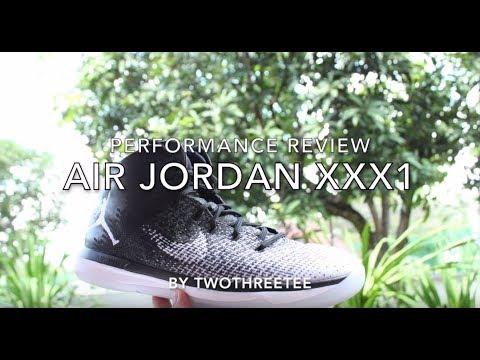 d495da471f53 Air Jordan XXX1 Performance Review (Thai) - YouTube