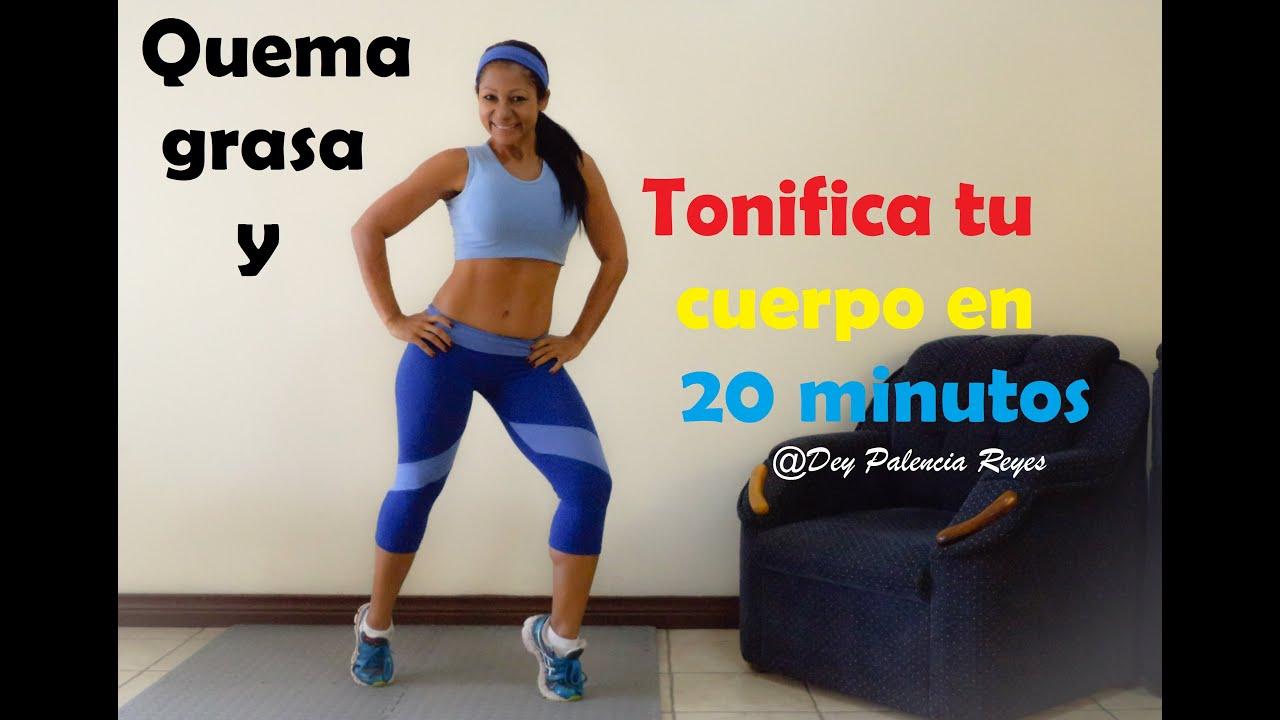 rutina de ejercicios para tonificar todo el cuerpo
