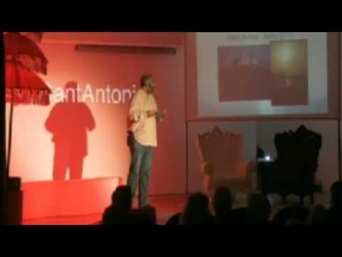 Se hace camino al andar: Oscar Rando at TEDxSantAntoni