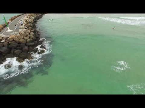 Kingscliff Beach Australia- Drone footage 30/1/17
