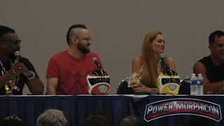 LOST GALAXY IN SPACE PANEL POWER MORPHICON 2018