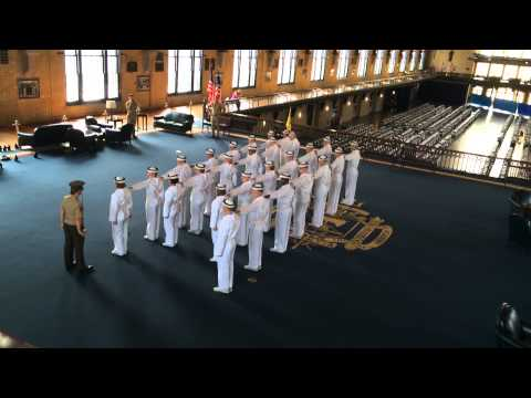 Plebe Summer Platoon Commander Demo