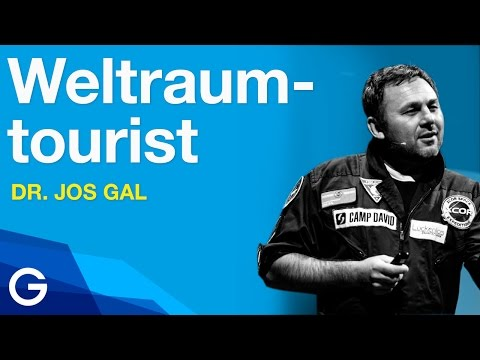 Kindheitstraum Weltall // Dr. Jos Gal