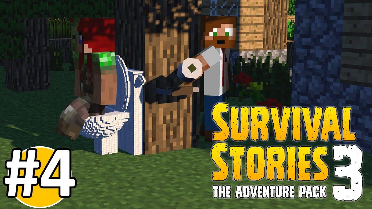 Minecraft: det stora Äventyret #14   kubhus?! (svenska) by ...