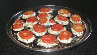Баклажаны в духовке - вкусный и быстрый рецепт!