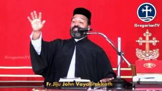 Parumala Seminary Friday Retreat - Fr.Jiju John Vayalirakkath 29-11-2013