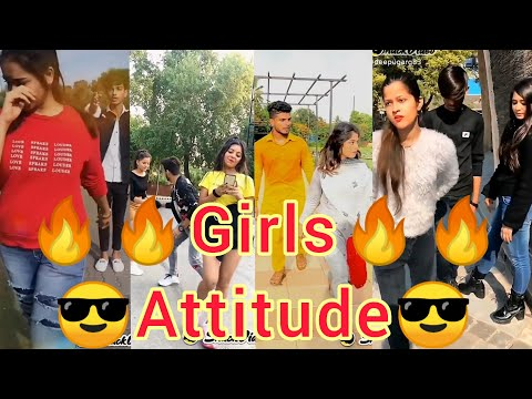 🔥🔥Girls Attitude TikTok Video 🔥🔥New Attitude Videos🔥 Best Trending TikTok Video🔥