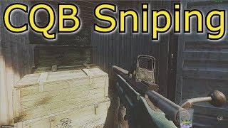 Escape From Tarkov -  CQB Sniping
