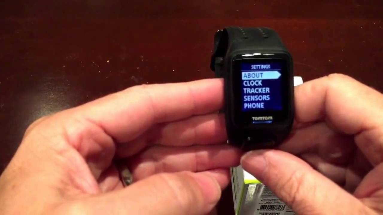 Review  TomTom Spark Cardio +Music GPS fitness watch - YouTube 52e56069462