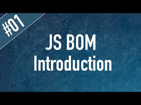 learn-js-bom-in-arabic-#01---intro-&-what-is-bom?