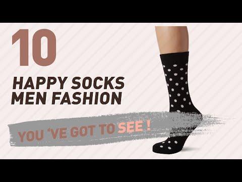 Happy Socks Men Fashion Best Sellers // UK New & Popular 2017
