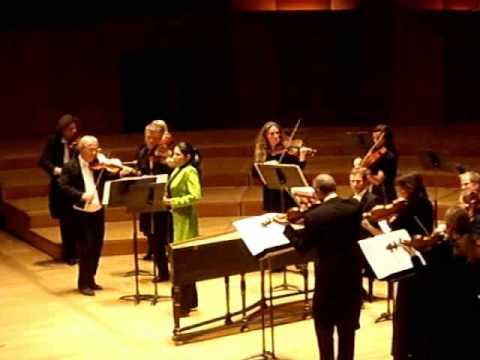 Dopo Notte - Vivica Genaux LIVE - Ariodante - Handel