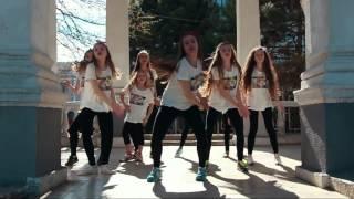 Hip-hop dance choreography Современный танец девушки хип-хоп хореография