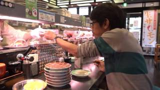 Battle Against Sushi