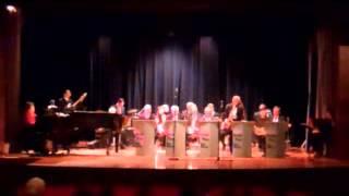 Silent Night- Solid Oak Big Band