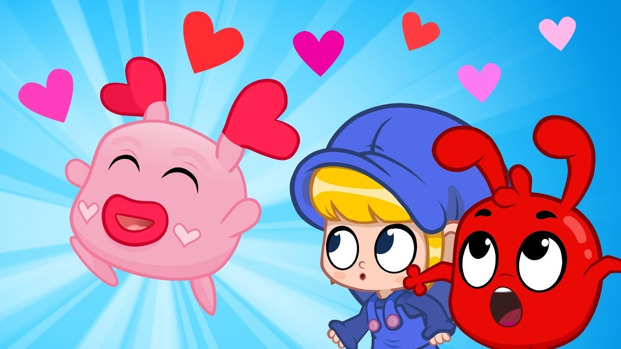 Download Magic Valentine Pet - My Magic Pet Morphle   Cartoons For Kids   Morphle's Magic Universe