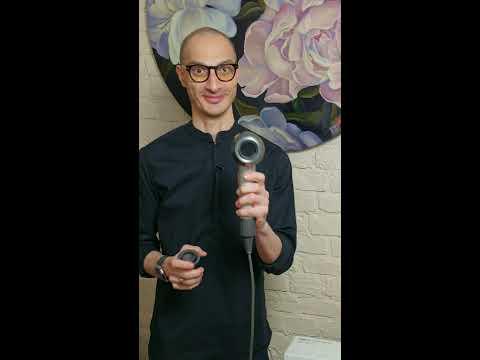 Честный обзор фена Dyson от парикмахера-стилиста.